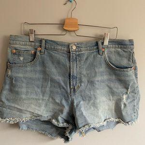 GAP Cutoff Shorts 🦋